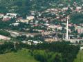 Pohľad na Handlovú, zdroj: www.railnet.sk