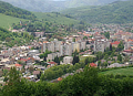 Pohľad na mesto z Dobšinského kopca, zdroj: www.dobsina.sk