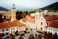 Pohľad na historické jadro mesta, zdroj: www.roznava.sk